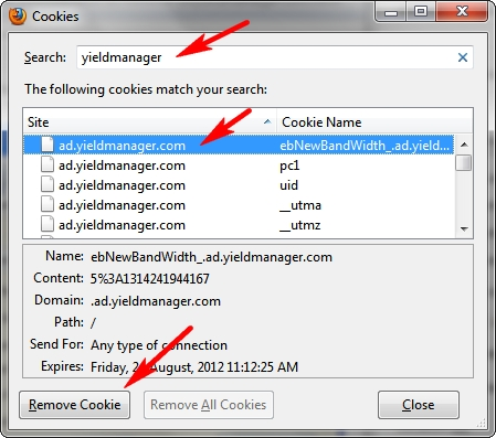 Bgmana utk menghalang iklan2 yieldmanager.com drpd muncul? 2011-111