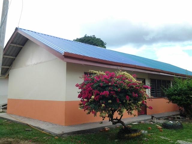 Pengubahsuaian bilik KH ke Pusat Sumber Sekolah -nov2012 20121116
