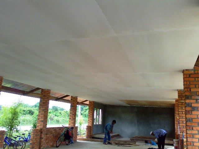 Projek membina 'dewan' SKTT... - Page 2 22032016