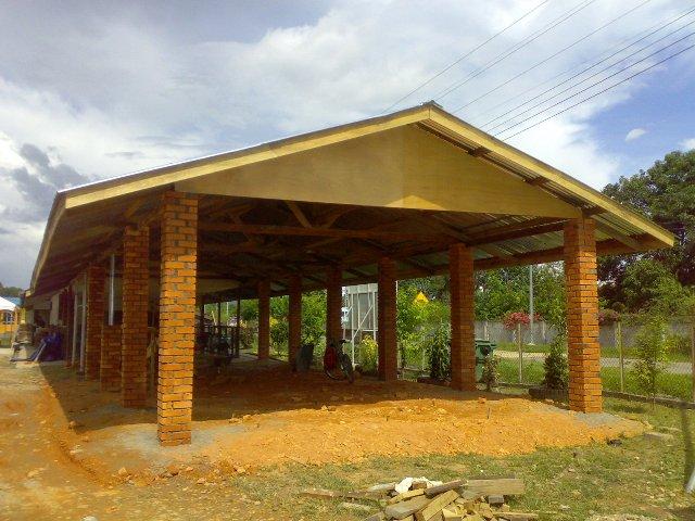 Projek membina 'dewan' SKTT... - Page 2 29022010
