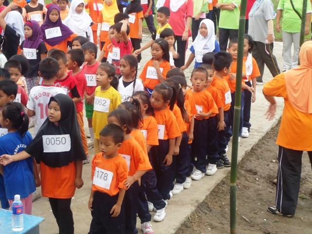 Larian Serentak 1Murid 1Sukan 1 Malaysia -1julai2011 Dsc05412
