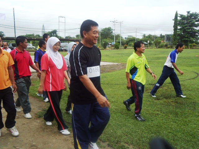 Larian Serentak 1Murid 1Sukan 1 Malaysia -1julai2011 Dsc05426