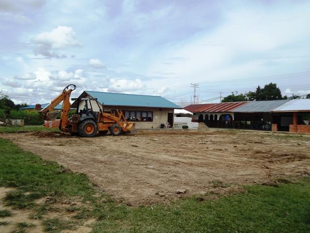 Projek pembinaan bangunan kelas 'kabin' Dsc09827