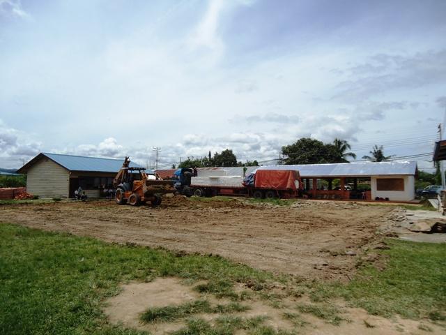 Projek pembinaan bangunan kelas 'kabin' Dsc09828