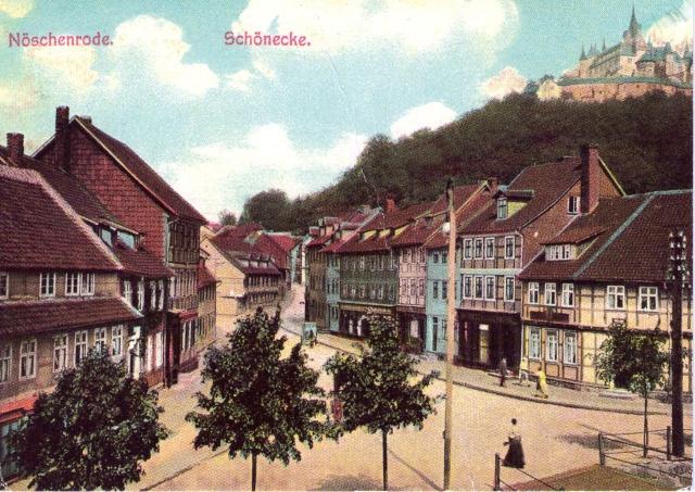 Häuser in Wernigerode Img07810
