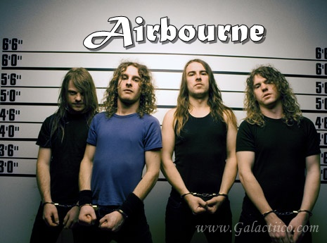 Airbourne - Too Much, Too Young, Too Fast 20101210