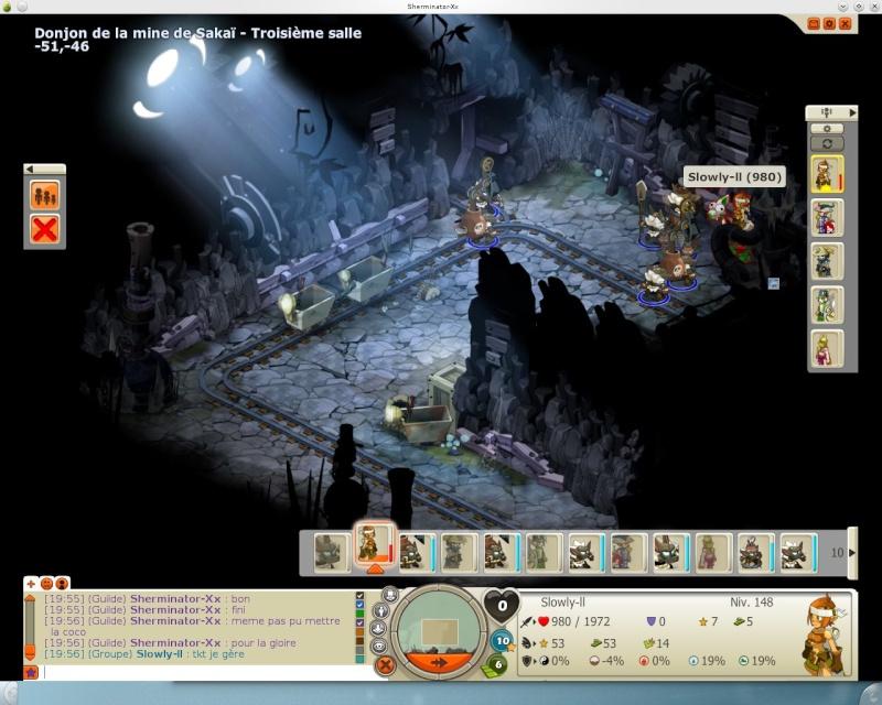 DJ Les mines de Sakai Mine_d20