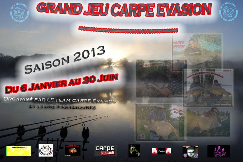 Grand jeu carpe évasion 2013 Jeu_2012