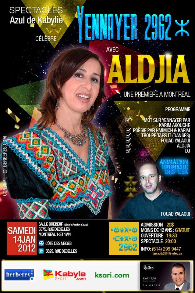 Yennayer 2962 avec Aldjia Aldjia10