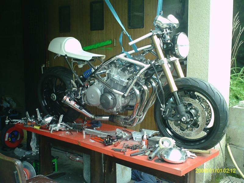 remontage cafe racer  Remont10
