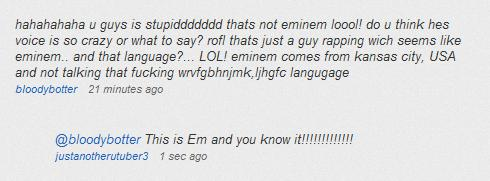 morons+utube=retarted comments =D - Page 9 Coment10