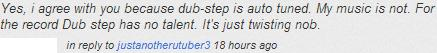 morons+utube=retarted comments =D - Page 9 Dubste10