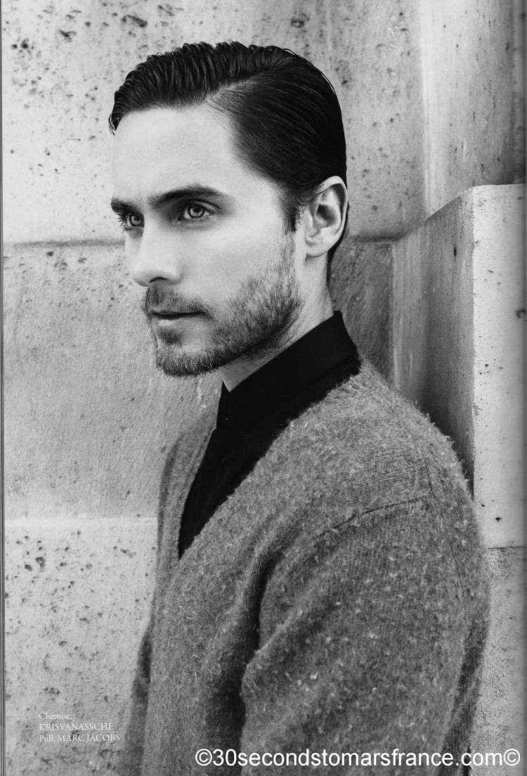 Jared Leto dans THAT Magazine - Page 2 That_m10