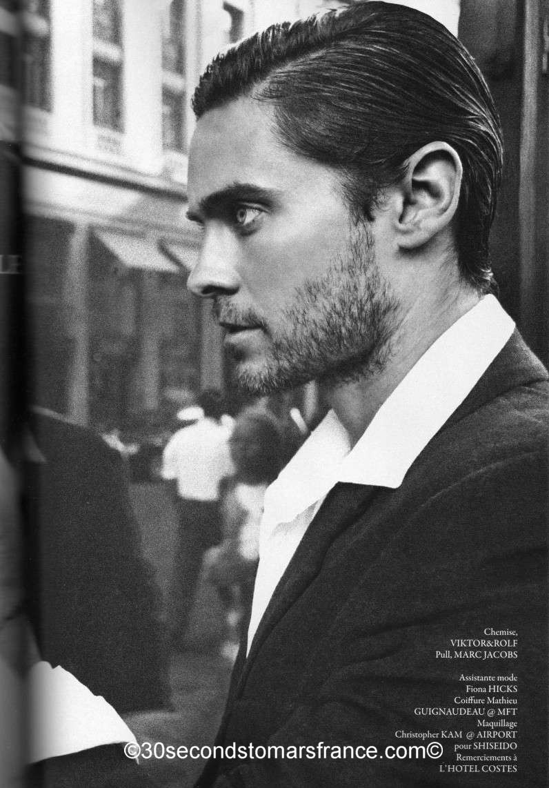 Jared Leto dans THAT Magazine - Page 2 That_m13