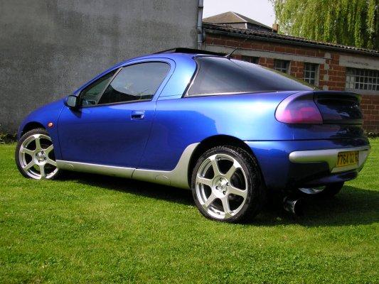 Toutes mes voiture possedé... Tigra10