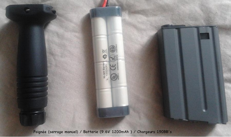 (TaiwanGun) Review PJ4 CQB SD  Acceso11
