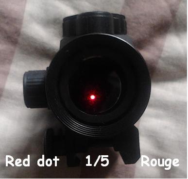 (TaiwanGun) Review PJ4 CQB SD  Red_ro10