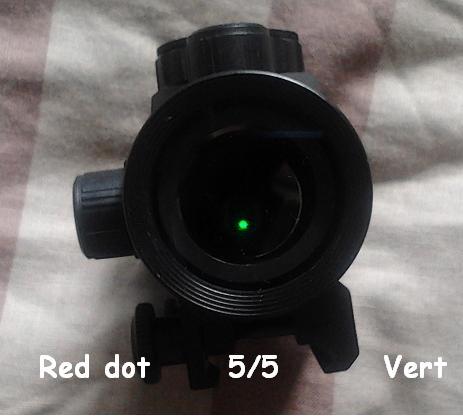 (TaiwanGun) Review PJ4 CQB SD  Red_ve10