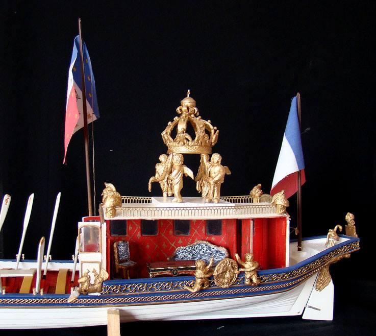 Canot imperial de Napoléon I 10150711