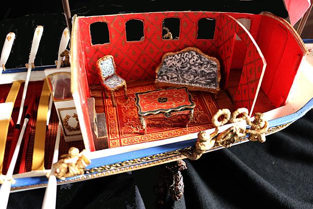 Canot imperial de Napoléon I C1011