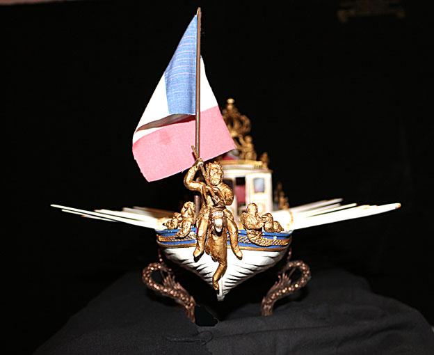 Canot imperial de Napoléon I C311