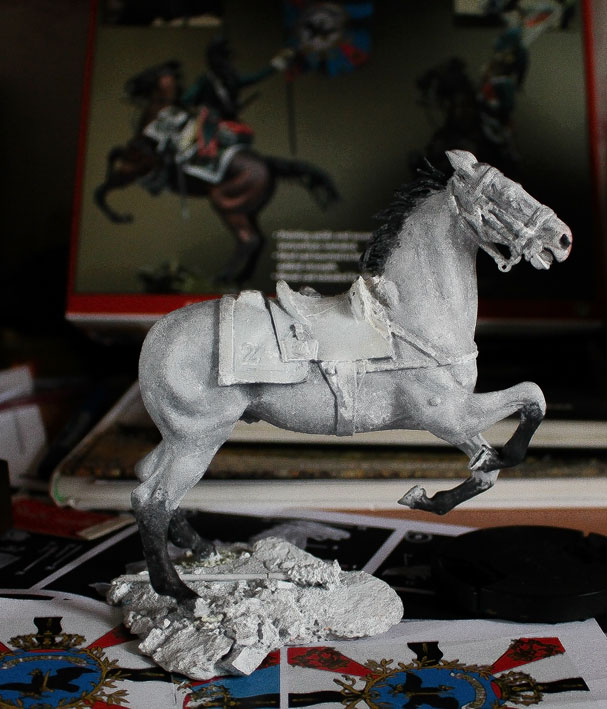 le trophée Iéna 1806 Cheval21