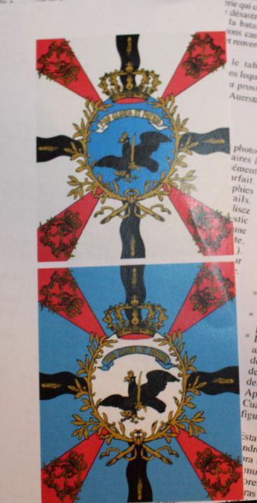 le trophée Iéna 1806 Drapea15