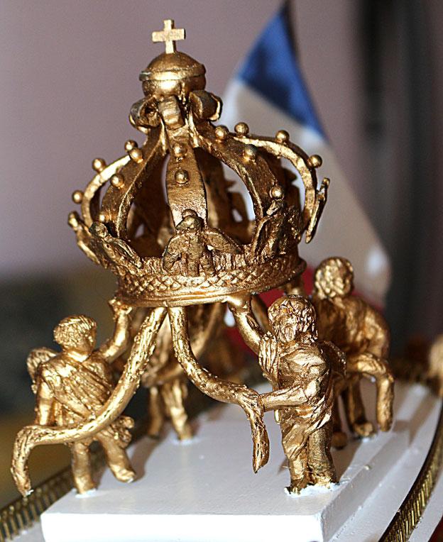 Canot imperial de Napoléon I Scult10