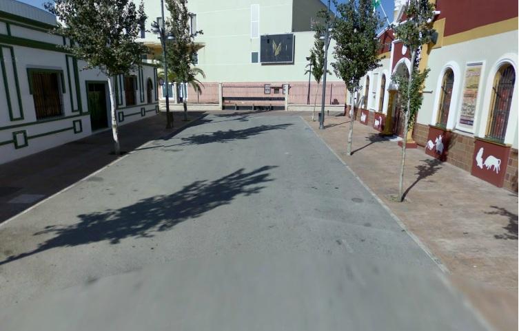 Llegar al Palacio de la Paz desde RENFE Calle110