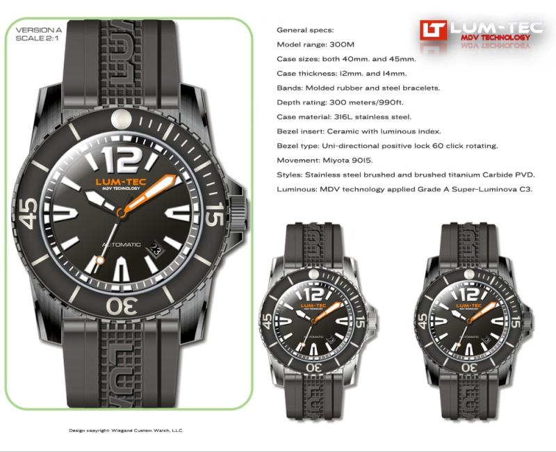 Lum-tec 300m Diver 300mco10