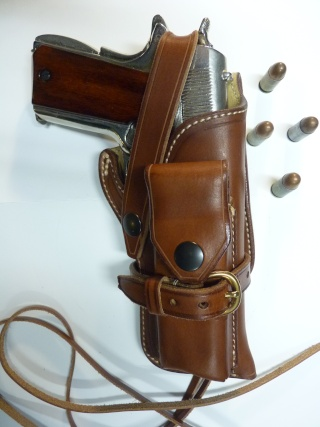 "The ""WILD BUNCH"" I.S HOLSTER by SLYE P1070520"