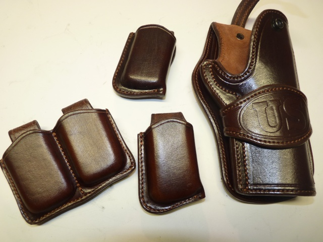 "HOLSTER ""WILD BUNCH"" (W.B.) by SLYE  P1080617"