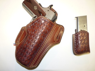 HOLSTER pour RUGER 1911 by SLYE P1100527