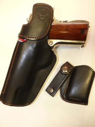 HOLSTER pour Colt 45 by SLYE P1100613