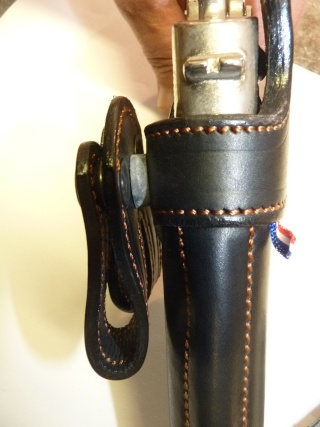 HOLSTER pour Colt 45 by SLYE P1100614