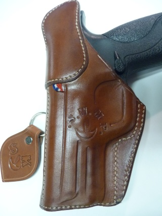 HOLSTER pour Colt 45 by SLYE P1100920