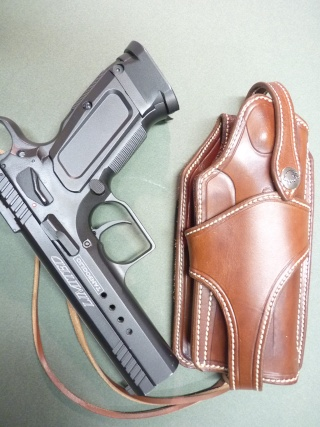 """ TANFOGLIO HOLSTER WILD BUNCH"" by SLYE P1100923"