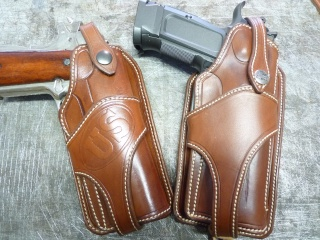 """ TANFOGLIO HOLSTER WILD BUNCH"" by SLYE P1100928"