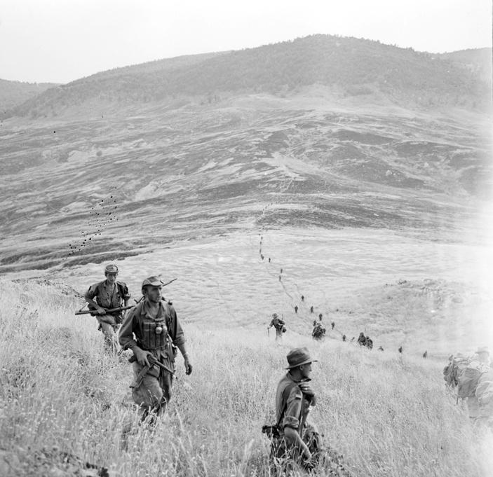 Commando marine, Algérie 1957 Afn-410