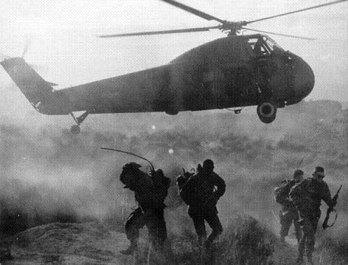 Equipements US sur soldats français durant le conflit. Archiv10