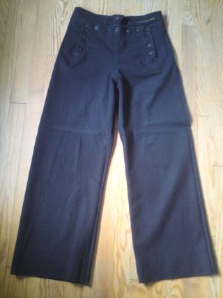 """[U.S.A.] Petty Officer en tenue """"blue dress"""" de l'US Navy (1941-1945) Dsc00244"""