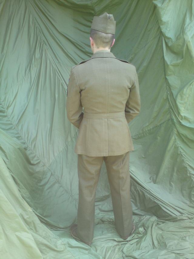 [U.S.A.] Caporal de l'USAAF en tenue de sortie (1945) Dsc00452