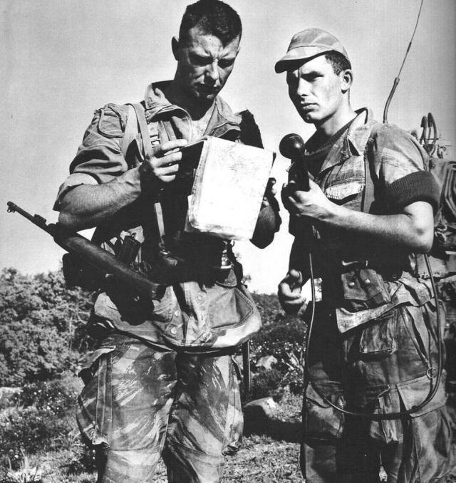 Equipements US sur soldats français durant le conflit. La_gue10