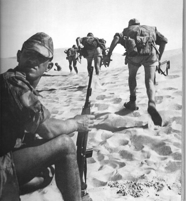 Equipements US sur soldats français durant le conflit. La_gue12