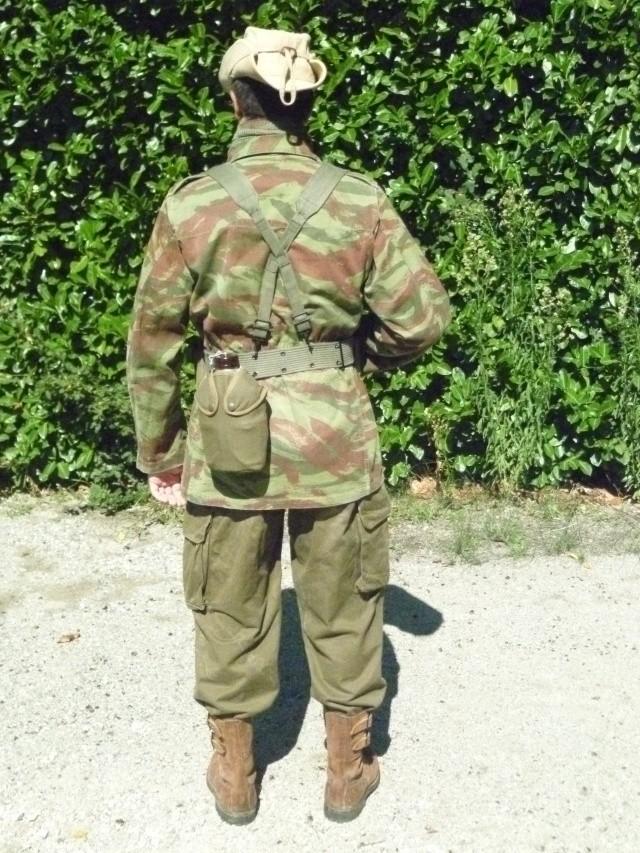 Tenue commando de chasse L124, 51ème R.I. 1959, Kabylie. P1010219