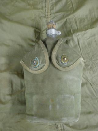 Légionnaire-parachutiste du 2ème BEP, prêt à sauter, opération Hirondelle, Lang Son (1953) P1010428