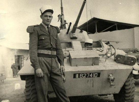 Tenue de parade Légionnaire 54-62 Unit_d12