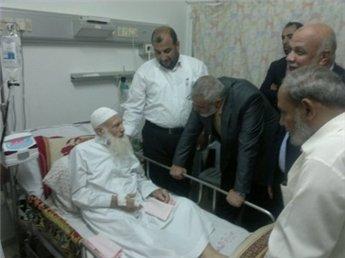 وفاة الحاج محمد النجار أحد مؤسسي جماعة الإخوان في فلسطين 15403210