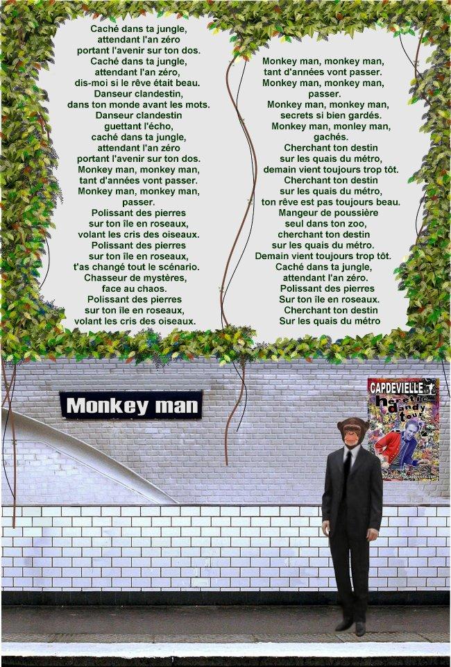 Belles illustrations des textes de J-P par JL Monkey10