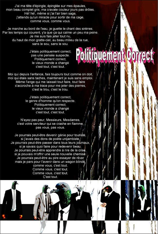 Belles illustrations des textes de J-P par JL Politi10